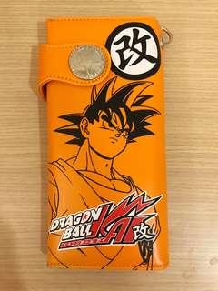🚚 日本帶回~限量版七龍珠改掛繩式皮夾 全新 內含零錢袋 限量發售