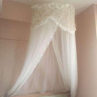 公主風蚊帳