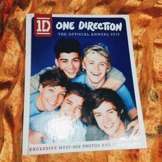 One Direction : The Official Annual 2013