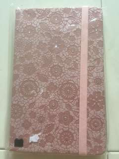 Mahrker Notebook & Journal - Lacy Luxe