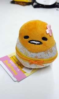 sanrio characters gudetama 蛋黃哥公仔 梳乎蛋 和服 日本櫻花和風
