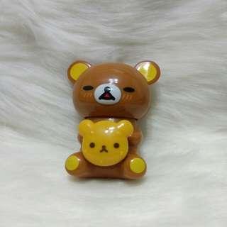 (包平郵)鬆弛熊玩具擺設