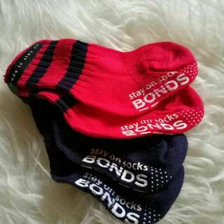 Bonds Inspired Baby Socks