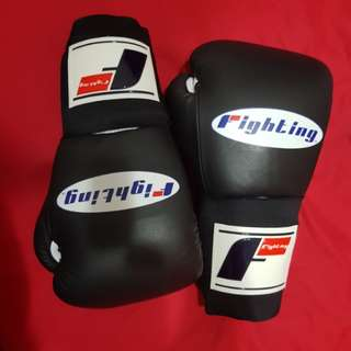 Fighting Sports Tri-Tech Training/Sparring Boxing Gloves
