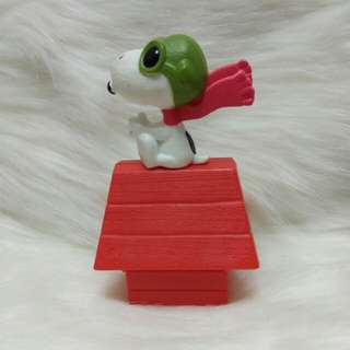 (包平郵)Snoopy當勞玩具