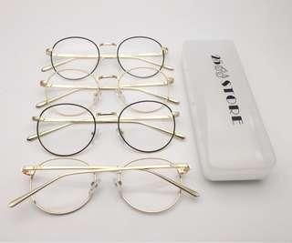 Frame Kacamata Korea NICE628 Gratis Pasang Lensa Antiradiasi