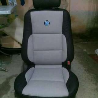 Kia Spectra Limited Edition Leather Seat Cover