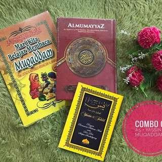 Alquran mumayyaz+muqaddam rumi+yasin