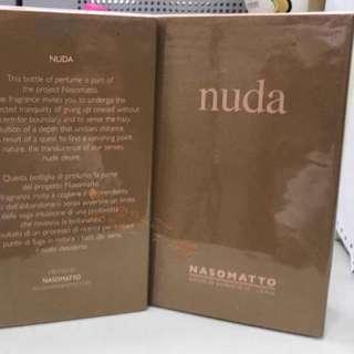 《里翁義趣購》荷蘭茗香  Nasomatto  納斯馬圖 ~ 全球絕跡 難尋好香   Nuda 赤裸 香精 現貨在台