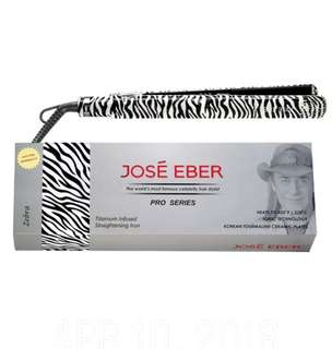 Jose Eber Pro Series Tourmaline 1 inch
