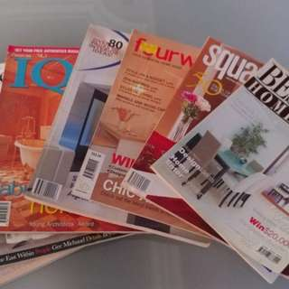 Home Decoration Mags