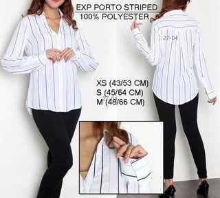 Branded Exp Porto Striped