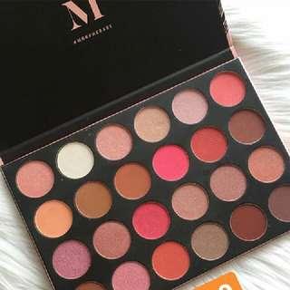 Morphe 24G Palettes