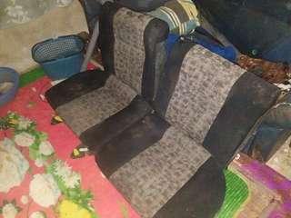 Seat belakang satria