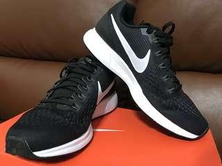🚚 WMNS NIKE AIR ZOOM PEGASUS 34 黑白 運動鞋