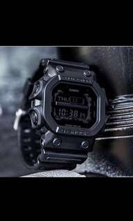 Guaranteed Cheapest 100% Authentic New Casio G-Shock Full Stealth Black King GX-56BB-1DR ready stocks
