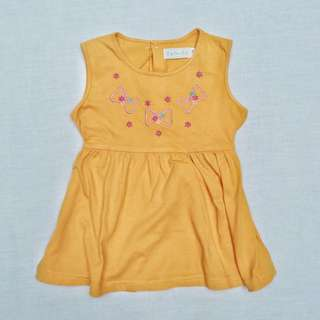 Dress Anak Merk Tomato (Girl 18 mos)