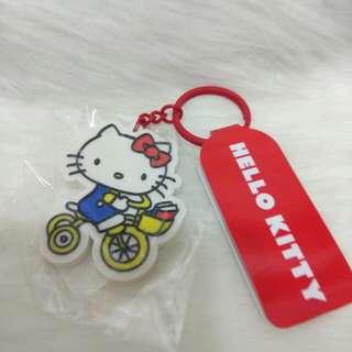 (包平郵)hello kitty(日本限定)匙扣(2016年)
