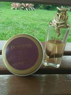 Parfume & Parfume Body Cream