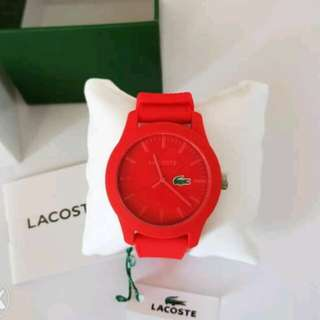 Lacoste Red for men (limited Edition)
