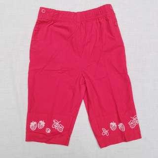Celana Anak Merk H&M Baby (Girl 6-9 mos)