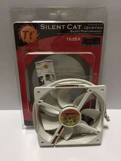 WTS Thermaltake Silent Cat 12cm computer fan