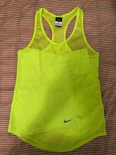 Women's Nike sports tank running top 運動背心
