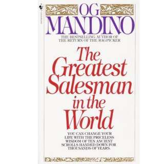 Ebook- The Greatest Salesman in the World