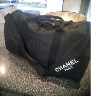 Chanel Authentic VIP Gift large overnight bag (Price Drop!!!)