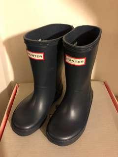 Hunter rain boots 水鞋 雨靴
