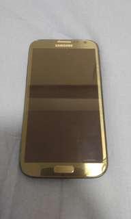 Samsung note 2 黑色淨機