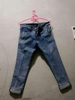 Jeans stik balik