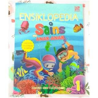 [BBW] Ensiklopedia SAINS anak-anak