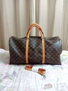 LV keepall 55 - Travel Bag
