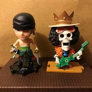 海賊王公仔擺設