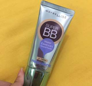 Maybelline BB Cream Super Fresh ( Masih Segel )