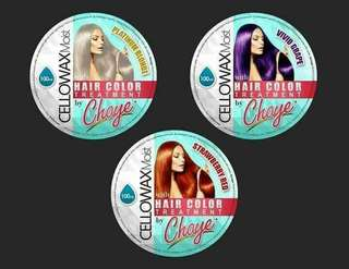 CelloWaxMoist Hair Color Treatment