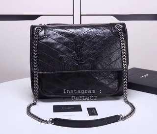 YSL Niki Large Chain Bag