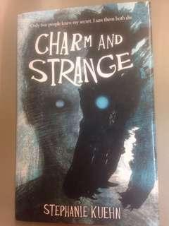 Charm and Strange by Stephanie Kuehn (Hardcover)