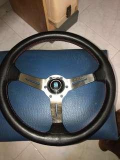 Nardi steering(deep dish)