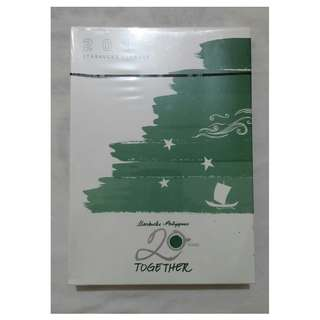 Sale! NEW Starbucks Planner 2018