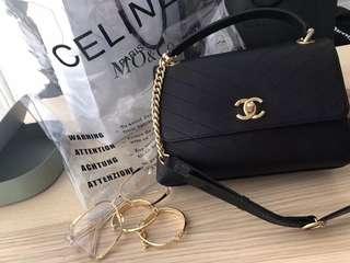 Chanel 2018新款coco handle