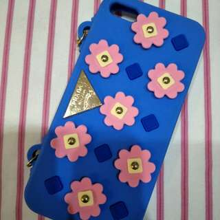 Flower Silicone Case for iphone5S/ SE