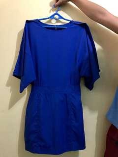 Blue Semi-Formal Dress