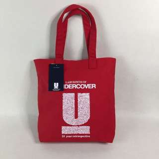 Labyrinth of Undercover 25 year retrospective tote