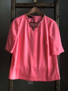 Ted Baker Jewelled Blouse