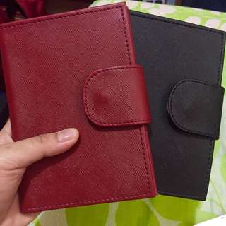 NEW Very chic passport holder cover - perfect for couples!