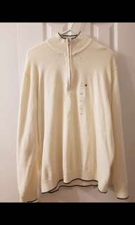 Brand New w tags Tommy Sweater
