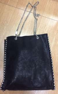 Zara woman tote bag