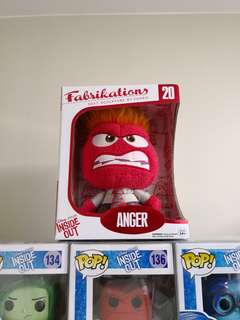 Funko Fabrikations - ANGER